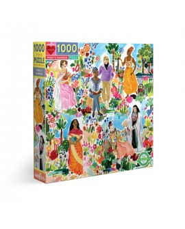 Poet's Garden 1000 Piece