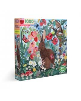 Poppy Bunny 1000 Piece