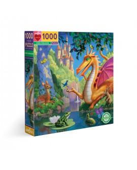 Kind Dragon 1000 Piece