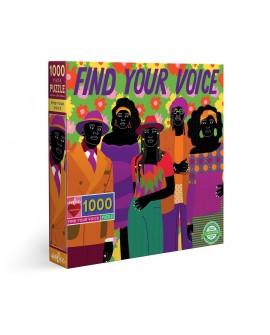 Find Your Voice 1000 Piece