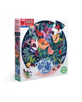 Still Life with Flowers 500 Piece