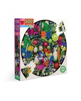 Organic Harvest 500 Piece