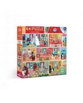 puzzle MAISON DES KOALAS 64 PCES