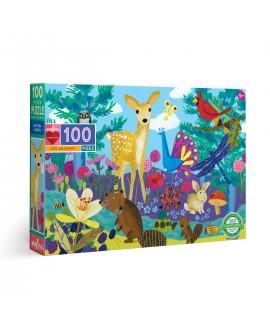 puzzle LA VIE SUR TERRE 100 PCES