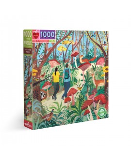 Hike in the Woods 1000 Piece
