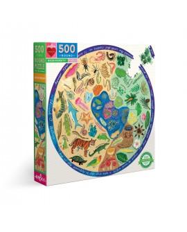 Biodiversity 500 Piece