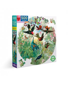 Hummingbirds 500 Piece