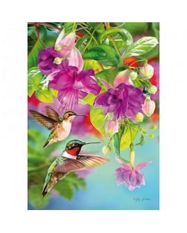 puzzle colibris