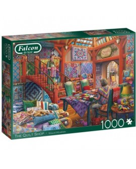 puzzle the quilt shop (1000p)