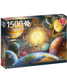 Floating in Outer Space (1500 pieces)