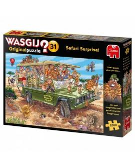Wasgij 1000p safari surprise