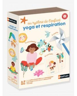 Au rythme de l'enfant  : yoga et respiration