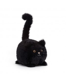 Kitten Caboodle Black 10cm