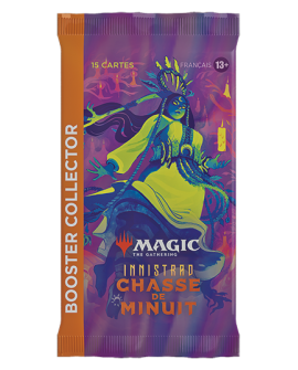 MTG: Innistrad chasse de minuit  Booster collector