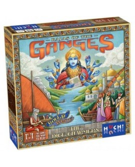 Rajas of the Ganges - Dice Charmers