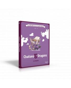 Chatons & dragons La BD dont tu es le petit héros