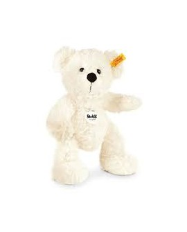 ours teddy Lotte blanc