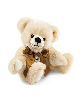 Ours teddy pantin Bobby creme