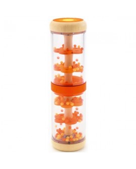 Baton de pluie orange