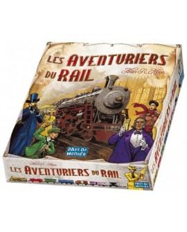 Les aventuriers du rail Etats Unis