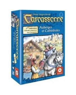 Auberges et cathedrales, Carcassonne ext 1