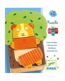 Puzzle arbre doudou