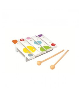 Mini Xylophone  Bois Confetti