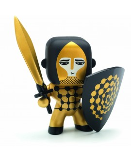 Arty Toy Golden Knight