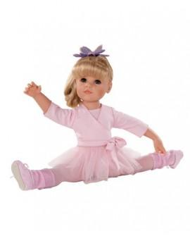 Hannah au ballet