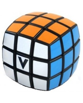 V cube 3 bombé noir