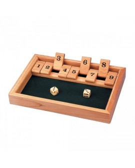 Shut the box PM