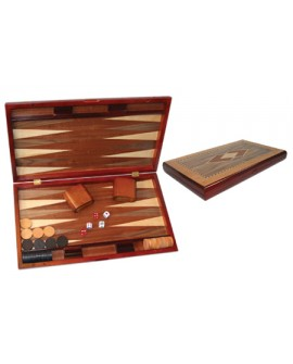 backgammon bois tradition  46 cm