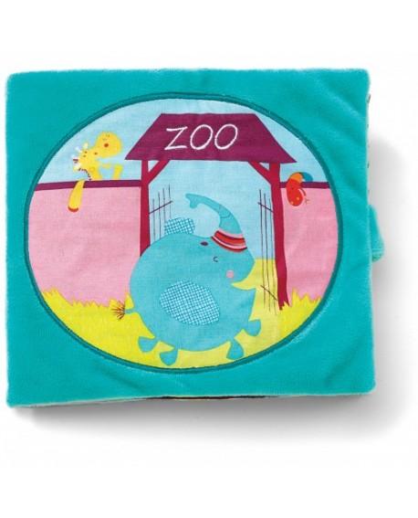 Livre Albert au zoo - lilliputiens