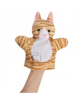 1ere marionnette chat