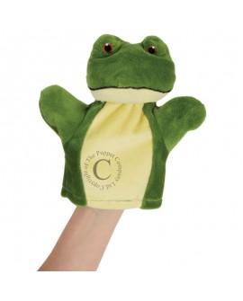 1ere  marionnette grenouille