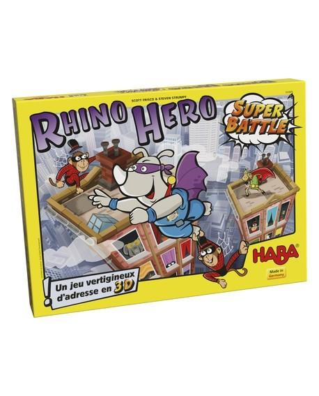 Rhino hero -super battle