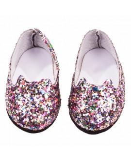 chaussures ballerine 30 cm