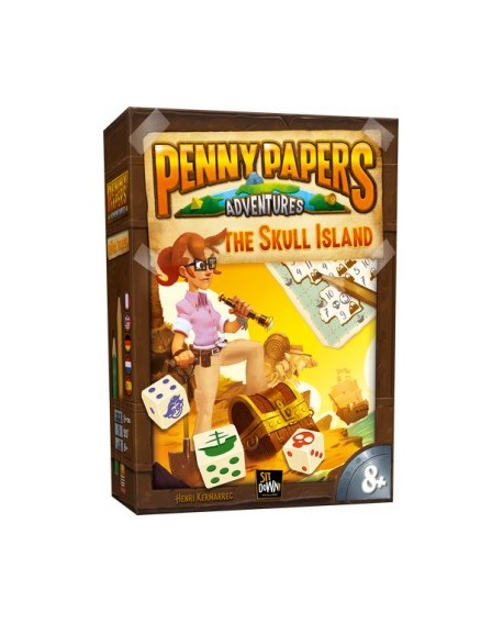 Penny Papers Adventures : Skull Island