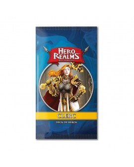 hero realms booster clerc