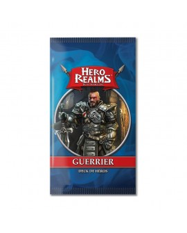 hero realms booster guerrier