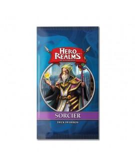 hero realms booster sorcier