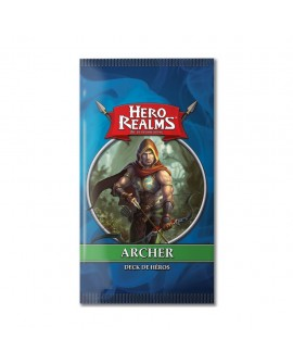 hero realms booster archer