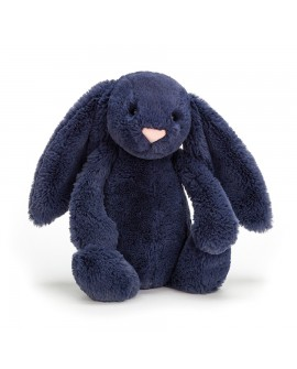 Navy Bashful bunny medium