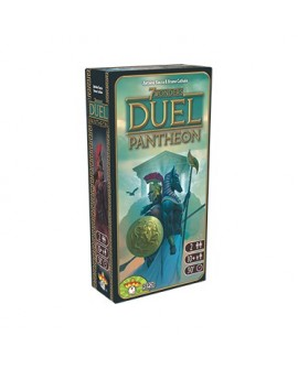 7 wonders  -duel-pantheon