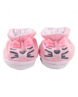 chaussons chat 30-33cm
