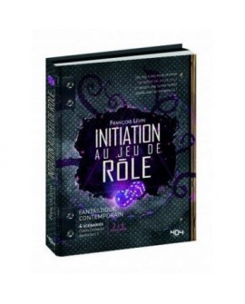 INITIATION AU JEU DE RÔLE 2- Contemporain & fantastique