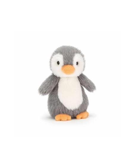 Fluffy pingouin