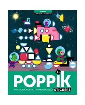 Sticker cosmic- POPPIK
