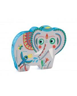 Haathee elephant d'Asie - 24 pcs