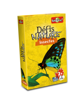 Defis nature : insectes